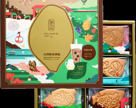 台灣奶茶餅乾
