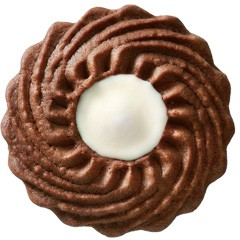 拉法頌-雪見巧克力