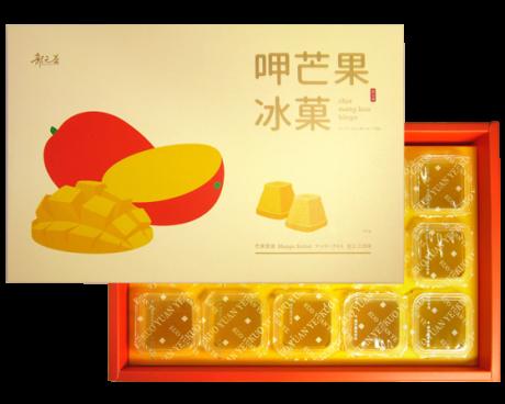 呷芒果冰菓-芒果雪波